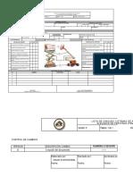 RG-SST-024 LISTA DE CHEQUEO SISTEMA DE ACCESO ELEVADOR PEMP
