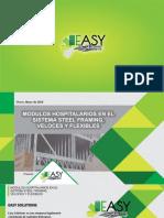 Presentación Modulos Hospitalarios Steel Framing - Easy Solutions