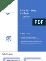 FIFA 18 – Data Analysis