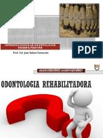 Int a la Rehabilitación Oral