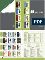 Manning Brochure