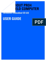 Workabout Pro4 User Manual