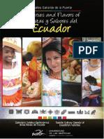 Libro Completo Fiestas & Sabores Del Ecuador2
