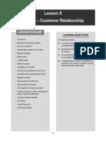1. Banker - Customer Relationship
