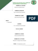 PORTADA DE REPORTE DE INVESTIGACION