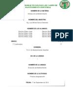 PORTADA DE PRACTICA INTEGRADORA