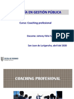 GESTION PUBLICA - COACHING