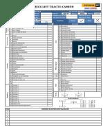 Checklist Camión Lub_MACK_JSGP29