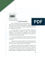 Marou Amadou rejette en bloc les accusations du Barreau et charge les avocats