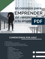 10 Consejos para emprender sin renunciar a tu empleo..pdf
