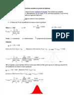 Unidad 5 Actividad 2 Problemas Sobre Prueba De Hipótesis 1