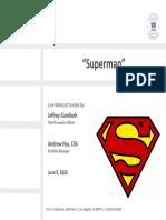 TR Superman