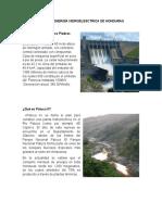 ALBUM DE REPRESAS  HIDROELESCTRICA DE HONDURAS.docx