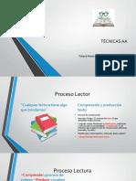 PDF TECNICAS  Presentacion 3-4 TEC AA