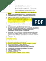 Examen Semana 4 - Gestión Social De Proyectos. Intento 2
