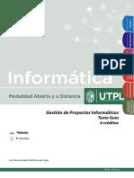 GUÍA GESTION DE PROYECTOS INFORMATICOS