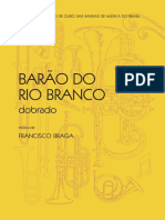 Barao do Rio Branco - MARCHA MILITAR
