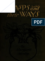 Wasps and Their Ways