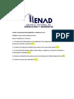Examen Mod III y IV Fiscalizacion Ambiental