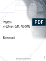 Proyecto Software CMMI PM-PMO Practia