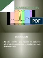 ELECTROCARDIOGRAMA diaa