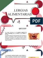 9. Alergias Alimentarias