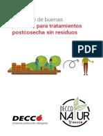 DECÁLOGO DE BUENAS PRÁCTICAS PARA TRATAMIENTOS POSCOSECHA SIN RESIDUOS_DECCO