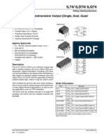 ILD74 Datasheet