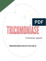 TRICOMONÍASE (1)