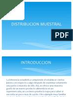 Distribucion Muestral -Tamaño de Una Muestra 2019-2