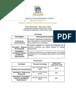 Programación actividades_Extra corto SUAyED  (0200)