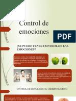 Control de emociones 23