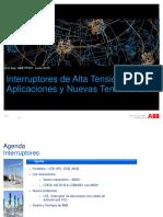 Interruptores de Alta Tensión ABB, Aplicaciones y Nuevas Tendencias.pdf