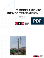 ANALISIS  Y MODELAMIENTO DE LAS LINEAS DE TRANSMISION