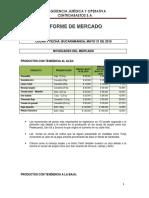 INFORME DE MERCADO MAYO 31 DE 2019