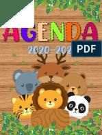 AGENDA 2020 2021 Educatlon KIDS' contigo.pdf
