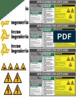Stickers carretilla