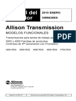 Allison Transmission 3000 4000 4Ta Gen