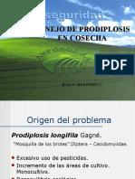 4.- ING. JUAN BAJONERO-MANEJO DE PRODIPLOSIS