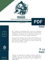Guía para principantes Concurso Fauna Silvestre 22_03_2018