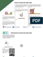 Caída Libre - Ejercicios Propuestos PDF.pdf