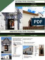 ARQUITECTURA CIVIL COLONIAL  COSTA - SIERRA (1) (1).pptx