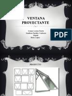 VENTANAS PROYECTANTES