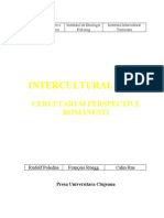 Intercultural It Ate - Cercetari Si Perspective Romanesti
