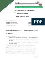 INFORME BOBINA DE TESLA