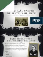 Dr Jekyll y Mr Hyde (presentacion)