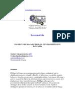 Observatorio de la Economía Latinoamericana de riesgos