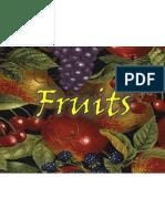 Botany 102 ( Lab ) - Fruits