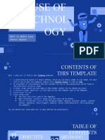 Use of Technology Thesis by Slidesgo .pptx