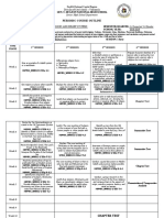 Periodic Course Outline